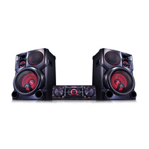 Mini System Lg Cm9760, 2700 Watts Rms, Multi Bluetooth, Usb