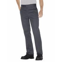 Dickies 874 Pantalón Trabajo Uso Rudo Industrial Gris Oxford