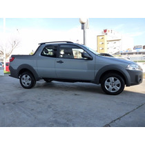 Anticipo$38.000 Y Cuotas- Fiat Strada Working Cabina Doble