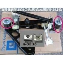 Kit Trava Para Reparo Do Trambulador Meriva / Montana 03