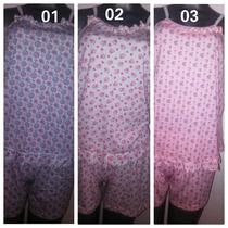 Bellas Pijamas De Algodón Para Damas