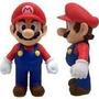Figura Mario Bros Coleccionable Nintendo Muñeco Juguete