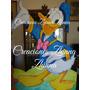 C.zhinna Cartel Gigantografia Pato Donalds Cotillon