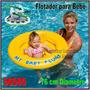 Flotador Inflable Salvavidas Para Bebe 76cm Intex 56585 Play
