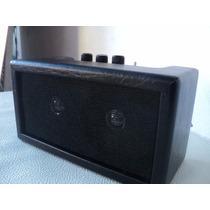 Mini Amplificador 4w Estilo 2x12 (clone Miniorange)
