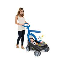 Mini Veículo Smart Baby Comfort Azul Bandeirante Frete Gráti