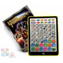 Tablet Infantíl Transformers Didáctica Interactiva Bilingue