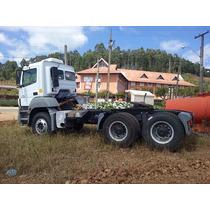 Caminhão Axor 3344s 6x4 Ano 2007