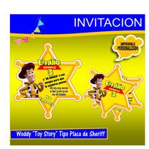 Invitaciones Toy Story Diseños Unicos Y Personalizados!!!