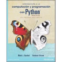 Introducción A La Computación Y Programación Con Phyton Pdf