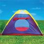 Barraca Infantil Camping Colorida 2 Lugares Melhor Preço