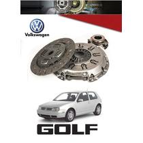 Kit Embreagem Golf 2.0 Nacional / Motor Importado Ano.../00