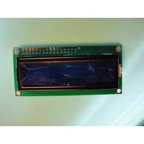 Arduino Display Lcd 1602 Bluedisplay Lcd 16x2 Backlight Azul