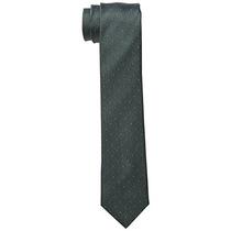 Corbata Original Penguin Hombres Kobuk Dot Tie, Cognac, Un
