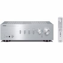 Amplificador Yamaha A-s301bl Integrado - Prata