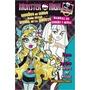 Monster High. Diseños De Miedo Para Estar Divin Envío Gratis