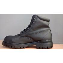 Zapato De Seg. Ind. Century, Borsegui Con Casco De Acero.