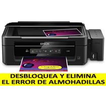 Reset D Impresoras Epson L100 L110 L200 L210 L355 L300 L800