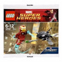 Lego Ironman Iron Man Mark 6 Vi Super Heroes Nuevo Legobrick