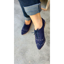 Sapato Feminino Oxford -onefash Primavera-verão 2016