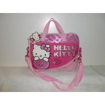 Morral Hello Kitty Portanotebook Original - Mundo Team