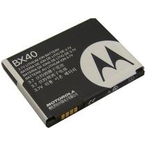 Bateria Motorola Bx-40 Para Celulares V8 V9 & U9. Bx40