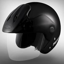 Casco Moto Abierto Cid Aero 3 Color Negro Consulte Talle