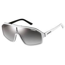 Óculos Carrera 39 Nn7 White Black Grey Original 5530 Top 37