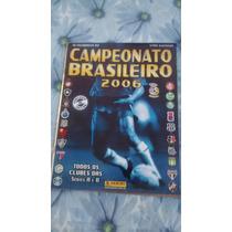 Álbum Campeonato Brasileiro 2006 Completo - Editora Panini