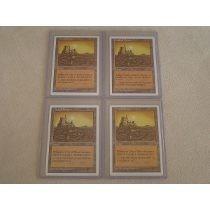 4x City Of Brass/cidade De Bronze Magic Quinta Edição.