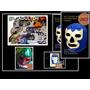 Máscaras De Luchador $30.00 Todo Tipo Evento!!bodas!!!xv Año
