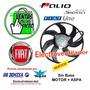 Electroventilador Fiat Palio/siena/uno Sin Base