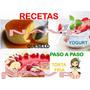 Recetas Quesillos Yogurt En Potes Plasticos Y Tortas Frias