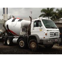 Volkswagem 26260 2009 Betoneira De Concreto Usada