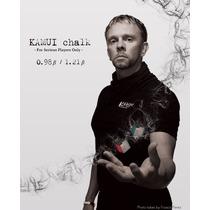 Giz Kamui Bilhar / Sinuca /snooker Original Japão Chalk 1.21