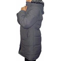 Camperas Mujer Tapado Talles Especiales 1 Al 10 Microfibra