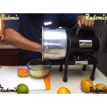 Rudomix - El Potente Exprimidor Para Naranjas/toron Uso Rudo
