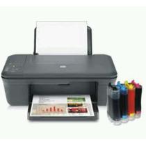 Impresora Hp 2050 Con Sistema De Tinta Continuo