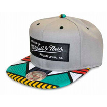 Gorras Originales Mitchell And Ness Snap Back Nba Basketball