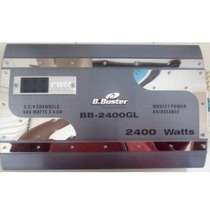 Módulo De Potência B.buster Bb-2400gl 2400w