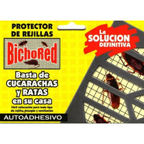 Rejilla Autoadhesiva Mosquitero Cucaracha Alacran Medidas