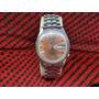 Reloj Seiko Automatico,con Calendario, Malla De Acero,hombre