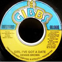Dennis Brown Girl I