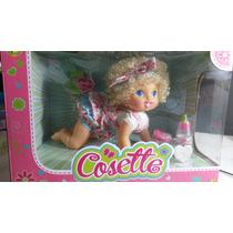 Muñeca Cosette De Kreisel Original Gatea