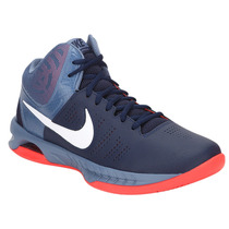 Zapatos, Botines Nike Air Vis, Overplay Viii 100% Originales