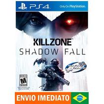 Killzone Shadow Fall Português [* Original - 1ª - Ps4 *]
