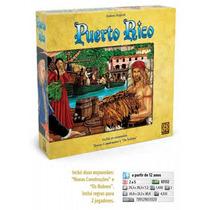 Jogo Puerto Rico - Grow - Português