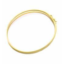 Pulseira Bracelete Em Ouro 18k-750- Frete Grátis