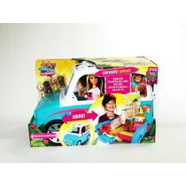 Barbie Trailler De Filhotinhos Mattel