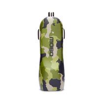 Adaptador Plug In Usb Verde Militar No. 0 Mobo